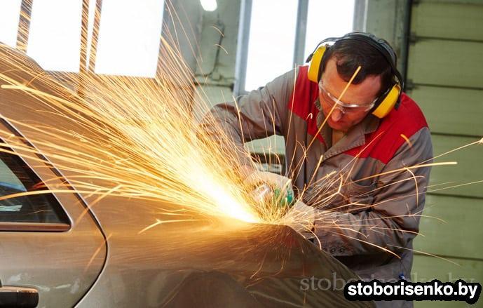 ремонт кузова от Stoborisenko