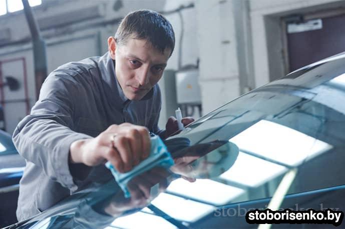 нано покрытие Protec от Stoborisenko